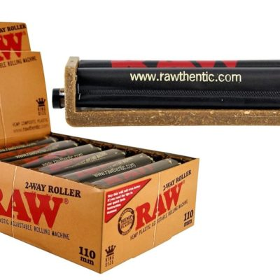 RAW ADJUSTABLE ROLLER 110MM