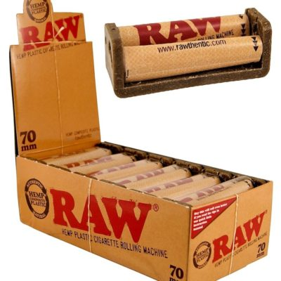 RAW PLASTIC ROLLER 70MM